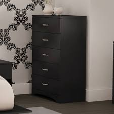 South Shore 6 Drawer Dresser Espresso by South Shore Soho 5 Drawer Chest Multiple Finishes Walmart Com