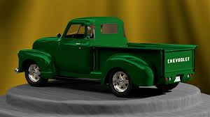 The Tinkers Workshop: My 1951 Chevy Blender 3D Pickup Truck Is ... 1951 Chevrolet Truck Hot Rod Network Click This Image To Show The Fullsize Version Ad Pickup Pinterest Pickup Copacetic Truckin Magazine Vintage Trucks Pickups Panels Vans Modified Realrides Of Wny Chevy Bc Fabrication Addisons 51 Bagged And Chopped Chevy Pickup Kitty Interior Instainteriorus 3100 Harvest Time 134771 Youtube Aaron Gregorys