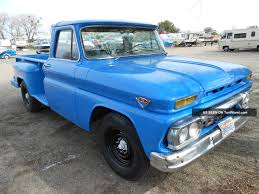100 65 Gmc Truck 64 1966 2500 Chevy C20 Fun To Drive California