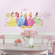 Wall Decor Stickers Walmart Canada by Roommates Disney Princess Glow Within Princess Wall Decals