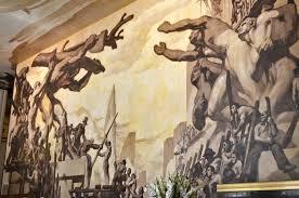 30 rockefeller center murals josep maria sert the wanderfull