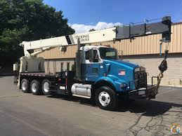 2007 NATIONAL 900 MOUNTED KENWORTH T800 Crane For Sale In ...