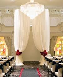 Sensational Indoor Wedding Gazebo Decorations Suggestions Destination Mindy Weiss Drapes For Ceremony Arch A Is Day