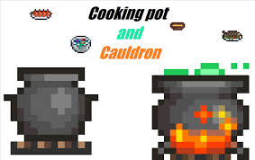 Terraria Magical Pumpkin Seed by Terraria 1 3 Cooking Pot And Cauldron Youtube