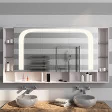 spiegelschrank mit ablage levi