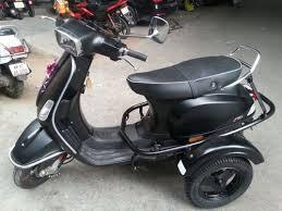 LML Vespa For Handicapped