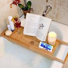 Bamboo Bath Caddy Nz by Bathtub Caddy Bathtub Wine Holder Bathtub Wine Holder Over The