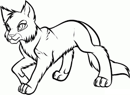Download Coloring Pages Cute Cat For Adults Bestofcoloring Drawing