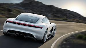 Porsche Mission E Electric Sports Car Will Start Around $85,000 ...
