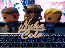 Nuka Cola Quantum Lava Lamp by 3d Printed Fallout Nuka Cola And Fallout Funko Pop 3d Printing