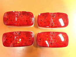 4 LED Optronics 2″x4″ Red Bullseye Light For Trailers Marker ... Trucklite Yellow 10 Series 212 Mkerclearance Lamp 10205y Round Led Truck And Trailer Lights Side Clearance New Sun 2pc 6 Oval Brake Stop 8946a Signalstat Replacement Lens For Marker Best Led Clearance Lights Camper Amazoncom Blue Cab Youtube 5pcs Clear Amber Roof Top Running High Profile 8 Diode Partsam 20 Pcs Amber 2 Beehive Led Boat 8947a Rectangular