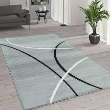 modern rug lines pattern