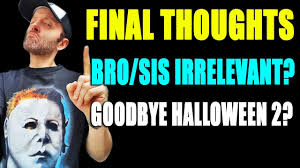 Halloween H20 Cast Members by Halloween 2018 Timeline Direction Final Thoughts For Now Youtube