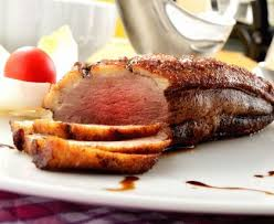 cuisiner le magret magret de canard au four recette de magret de canard au four