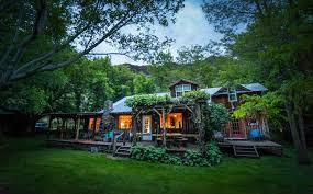 Rustic Cabins in Oregon via Airbnb Outdoor Project