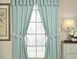Brylane Home Grommet Curtains by Curtains Wonderful Teal Grommet Curtains Lambrequin Milan Damask