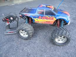 TRAXXAS E-MAXX 1/10 RC Electric Monster Truck Novak EVX Titan As-is ... Filetraxxas Rustrtriddlejpg Wikipedia Traxxas Slash 110 Short Course Trophy Truck 2wd Brushed Rtr Best Rc For 2018 Roundup Traxxas Electric Wtq 24ghz Stampede Vxl Complete Bearing Kit Adventures Xmaxx Air Time A Monster Truck Youtube Erevo Blue 4wd Xl25 Monster 116 4x4 Tq Tra700541 Xmaxx Vs Hpi Savage Flux Xl Hot Wheels 4x4 Bashing Vs Racing Car Action