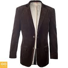 certified organic cotton corduroy blazer dress jacket