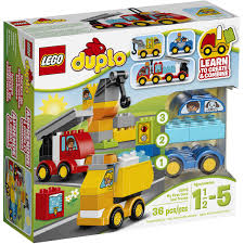 100 Free Cars And Trucks LEGO DUPLO My First And For As Low As 1263 FREE