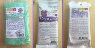 pâte à sucre scrapcooking des couleurs originales