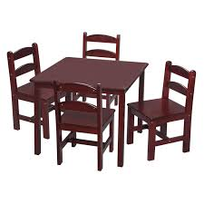kids table chair sets walmart com