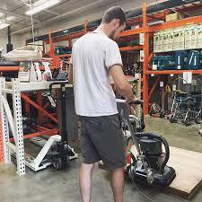 hardwood floor sander to sand a hardwood floor you can rent a