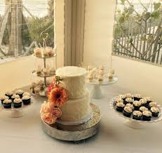Cupcake Delights Inc Rustic Wedding Cake And Dessert Table