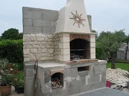 modele de barbecue exterieur construire barbecue