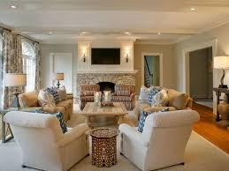 Long Rectangular Living Room Layout by Arranging Furniture In A Rectangular Living Room Living Room