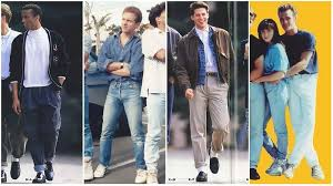80s Fashion For Men How To Get The 1980s Style