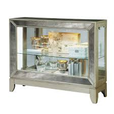 Pulaski Furniture Curio Cabinet by Mirrored 2 Shelf Console Cabinet These Are A Few Of My Favorite