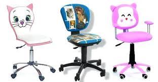 fauteuil de bureau marvin chaise de bureau pour enfant attrayant chaise de bureau enfant