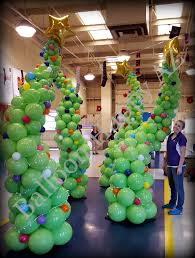 Whoville Christmas Tree by Balloon Happy Az Balloon Twisting And Balloon Decorating Quality