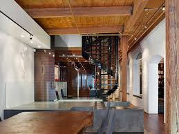 100 The Candy Factory Lofts Toronto Penthouse At The Johnson Chou Inc