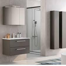 badezimmerschrank spiegel l 80 x h 60 cm savini