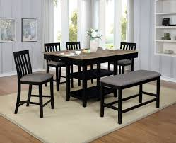 Nina Black & Gray Counter Dining Set Dorel Living Andover Faux Marble Counter Height 5 Pc Ding Set Denmark Side Chair Designmaster Fniture Ava Sectional Cashew Hyde Park Valencia Rectangular Extending Table Of 4 Button Back Chairs Room Big Sandy Superstore Oh Ky Wv Hampton Bay Oak Heights Motion Metal Outdoor Patio With Cushions 2pack Sofa Usb Charging Ports Intercon Nantucket Transitional 7 Piece A La Carte And Liberty
