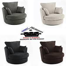 Swivel Cuddle Chairs Uk by New Dylan Chicago Jumbo Cord Right Hand Corner Sofa Ferguson Tub
