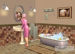 Sims 3 Kitchen Ideas by The Sims 2 Kitchen Bath Interior Design Stuff Pc
