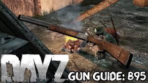 100 B95.com DayZ Gun Guide B95