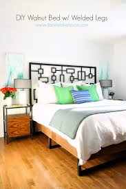 Moddi Murphy Bed by Bed In Wall Diy My Diy Beadboard Monogram Wall Art Is One Of My