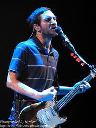 John Frusciante And Stratocaster