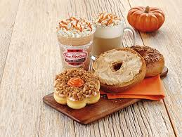 Dunkin Donuts Pumpkin Muffin 2017 by News Tim Hortons 2014 Fall Pumpkin Menu Arrives Brand Eating