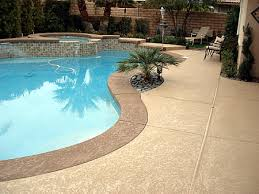 idea for resurfacing pool deck great ideas for home pinterest