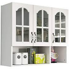 schränke wandschrank wohnzimmer snack schließfach glastür wand hängen schrank kleidung aufbewahrungsbox balkon bad lagerschrank color weiß size