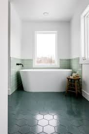 Floor Tile: Step Up Your Bathroom Style | Fireclay Tile 62 Stunning Farmhouse Bathroom Tiles Ideas In 2019 7 Best Floor Tile Options And How To Choose Bob Vila Maximum Home Value Projects Flooring Hgtv Stone Architectural Design Buying Guide Small Bathroom Ideas Small Decorating On A Budget New Designs Pictures Trends Bathtub The Latest 59 Phomenal Powder Room Half Bath Shower That Reveal Materials For Job Top 10 Worst Your 50 Rustic Deocom