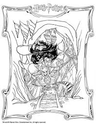 Harry Potter Coloring Pages Online 14 HARRY POTTER