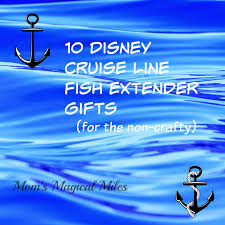Disney Dream Deck Plan 10 by 10 Homemade Disney Cruise Line Fish Extender Gifts For The Non
