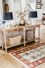 Ikea Living Room Ideas Malaysia by Console Table Decor Ideas Pinterest Beautiful Homes Farmhouse