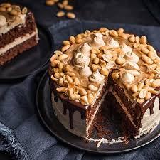 snickers torte ohne raffinierten zucker und 100 vegan