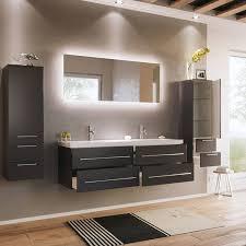 badezimmer serie miramar 02 in anthrazit seidenglanz selbst zusammenstellen